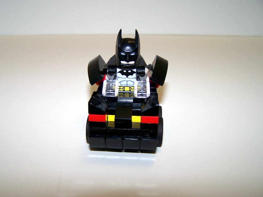 Batmobile Might Micro Front