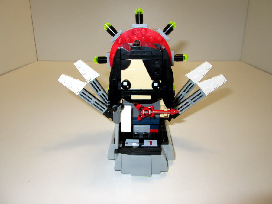 Dave Grohl Brickheadz Front 2