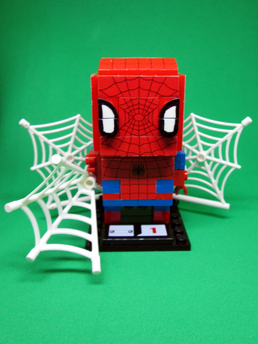 Spiderman Front
