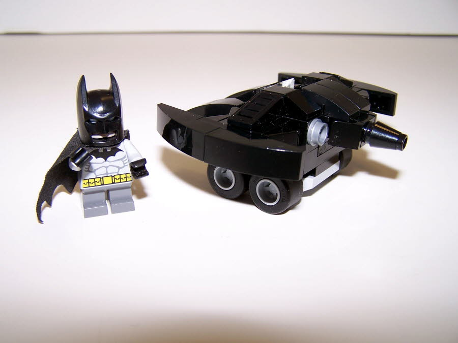 Batwing Mighty Micro Rear